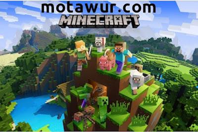 Minecraft (اصدار الأندرويد) - أفضل العاب اندرويد 2022