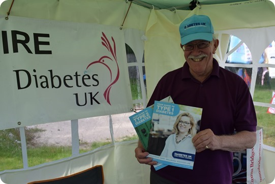 Garden Party for Diabetes UK – Wistaston – Wed  13-7-16