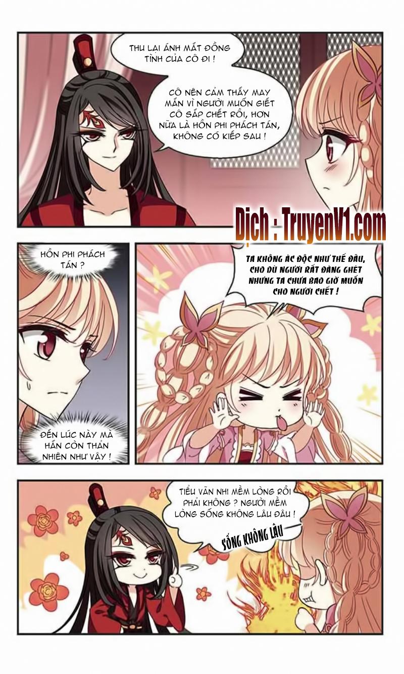 Phong Khơi Thương Lam Chap 79 - Trang 8