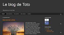 Le bouton J'aime de Facebook, dans un gadget HTML/JS ou dans un gadget AddToBlogger.