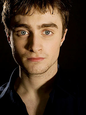 18 Jan 2007 --- Daniel Radcliffe --- Image by © Harry Borden/Corbis Outline