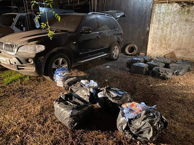 Dos días de allanamientos por droga de la Federal en VGG y la  logística de un Clan Familiar