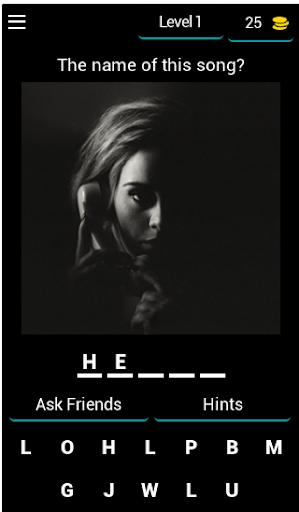 Quiz songs Adele apkmind screenshots 1