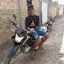 Jovem de 20 anos morre após acidente de moto na BR-110 em Jeremoabo-BA