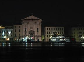 Santa Maria della Pieta from San Giorgio Maggiore, 5:13am