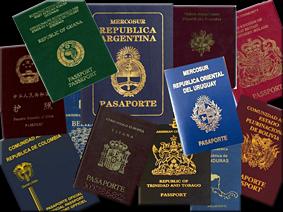 Documentos y Visados