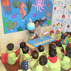 INTRODUCTION TO FISH - NURSERY SECTION WITTY WORLD BHILWARA