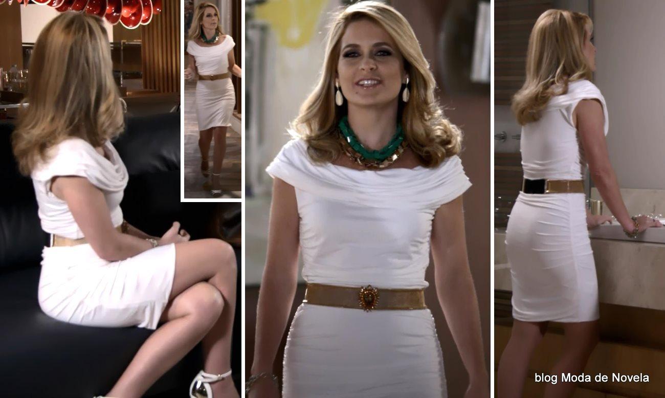 moda da novela G3RAÇ4O BR4S1L - look da Pamela dia 5 de junho