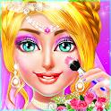 MakeUp Salon Princess Wedding - Makeup & Dress up icon