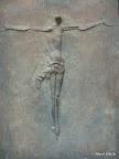 Kreuzdarstellung, Bronze  2003