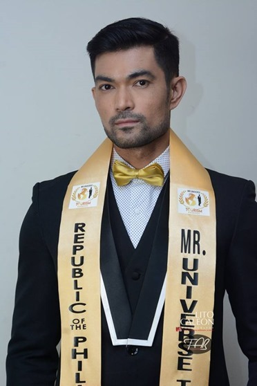 Mr Universe Tourism 2017 Philippines