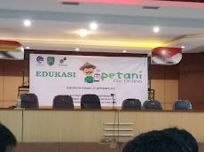 Subang menuju Edukasi Petani Go Online