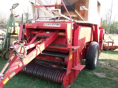 Equipment Finders Lilliston 7500 Peanut Harvesting Combine