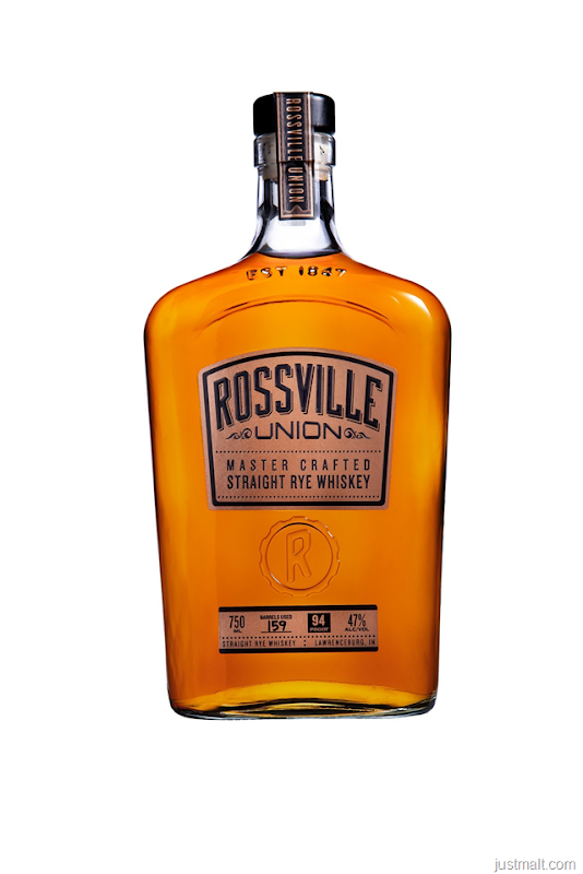 MGP Ingredients Launches Rossville Union Master Crafted Straight Rye Whiskey, Adding to the Company's Branded Portfolio