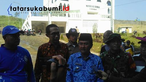 Masjid Provinsi di Sukabumi Perlu Uji Kelayakan, Belum Difungsikan Sejak Awal Pembangunan