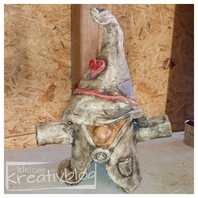 kleiner-kreativblog: Vogelscheuchen