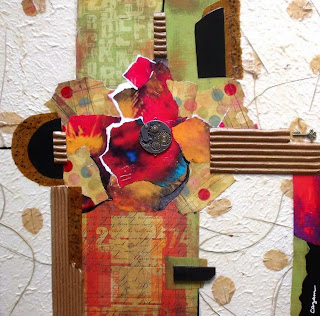 September Catherine Zanbaka, Mixed Media & Collage