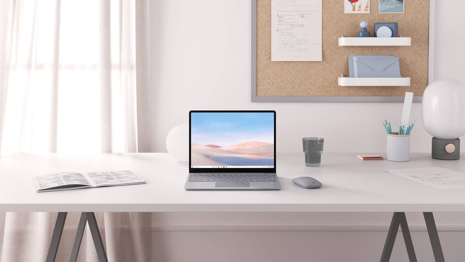 Surface Laptop Go ใหม่ โดดเด่นด้วยดีไซน์ในราคาจับต้องได้ไมโครซอฟท์เปิดพรีออร์เดอร์ Surface Laptop Go ใหม่ 5 พฤศจิกายน นี้