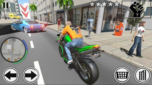 Real Gangster Crime Simulator  captures d'écran 2