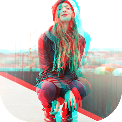 Glitch Video Maker- Glitch Photo Effects
