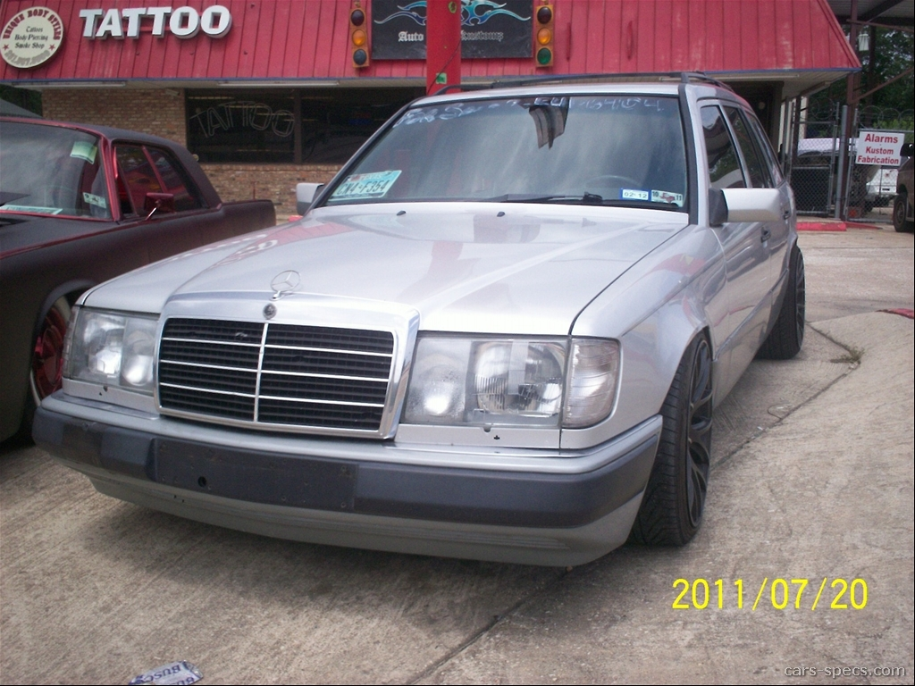 1992 mercedes benz 300 class wagon specifications for 1992 mercedes benz 300