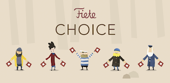 Shapes and color games for kids - Fiete Choice