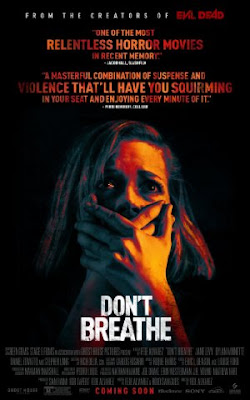 Don't Breathe Poster