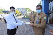 78 Tenaga Kontrak Dinas Perpustakaan dan Kearsipan Aceh Ikrar Sumpah