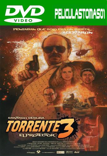 Torrente 3: El protector (2005) DVDRip