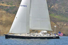 J/65 Maitri- offshore performance cruiser for sale