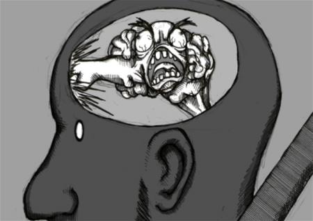 Cilvēka samaitātais prāts un griba