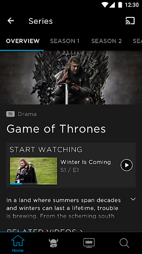 HBO 3.0.4 screenshots 2