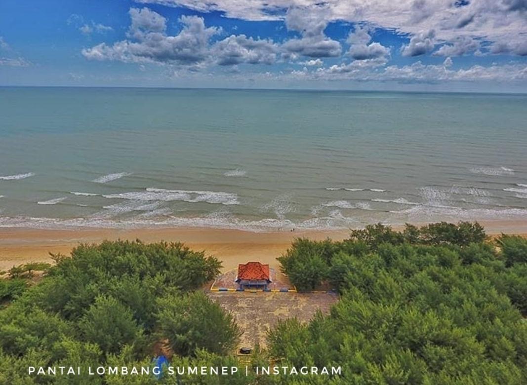 Pantai Lombang Madura