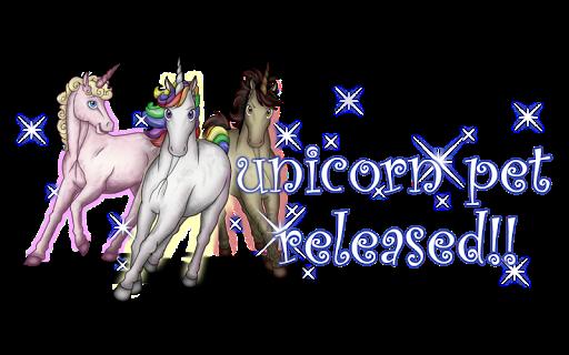 Unicorn Pet Screenshot