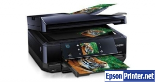 Download EPSON XP-800 Series 9.04 inkjet printer driver and set up without installation DVD
