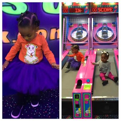 Halloween Fun The Daily April N Ava Atlanta Georgia black brown girl