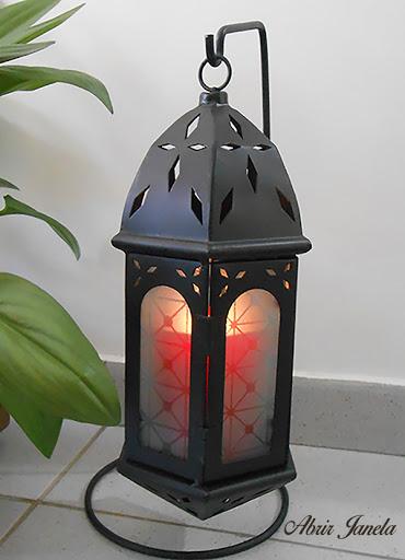 Lanterna-pêndulo