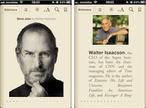 El libro con la biografía de Steve Jobs, el nuevo hit con el sello de Apple