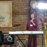 Elda Arguello, missionary to Peru, shares about the tools that she uses as she ministers among a predominantly illiterate people.
