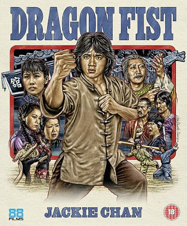 Poster Of Dragon Fist In Dual Audio Hindi English 300MB Compressed Small Size Pc Movie Free Download Only At worldfree4u.com