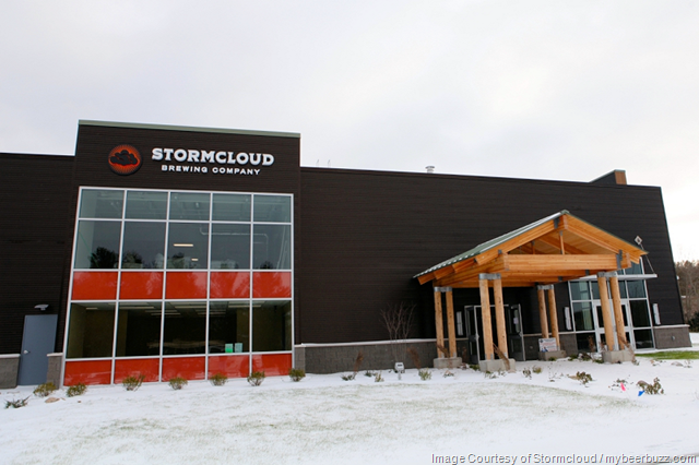 Stormcloud Brewing Begins Canning In New Facility