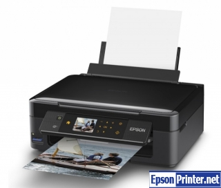Download Epson Expression Home XP-413 inkjet printer driver – setup without installation DVD
