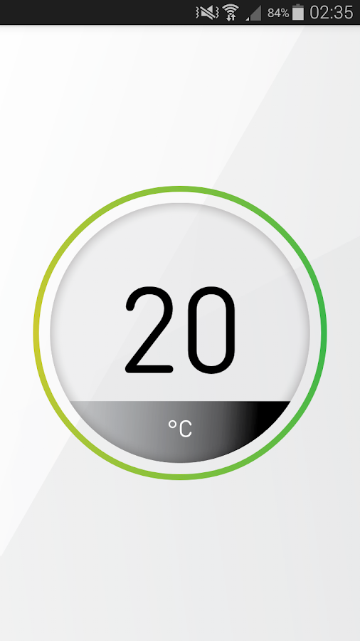 Kelvin Sense Thermometer- screenshot
