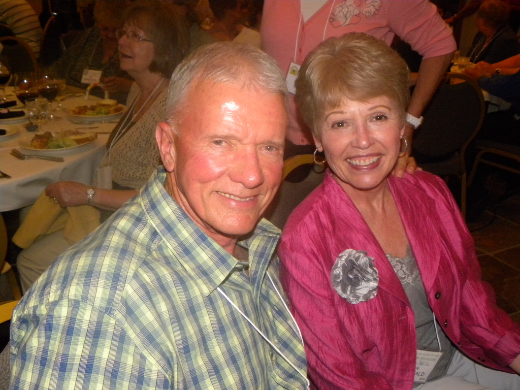 Jim and Connie Grunwald Clark