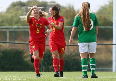 Les jeunes Flames emmagasinent de la confiance face à Eva's Tienen