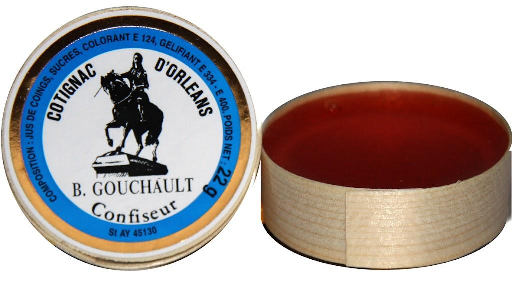 Cotignac d'Orléans, spécialité gastronomique du Val de Loire