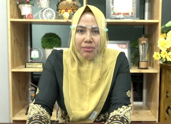 Aceh Timur Juara Lomba Penilaian Laporan Ketua Dekaranasda Se-Aceh