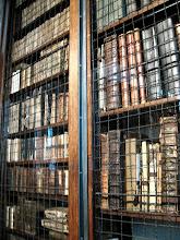 Photo: More 17th century books.