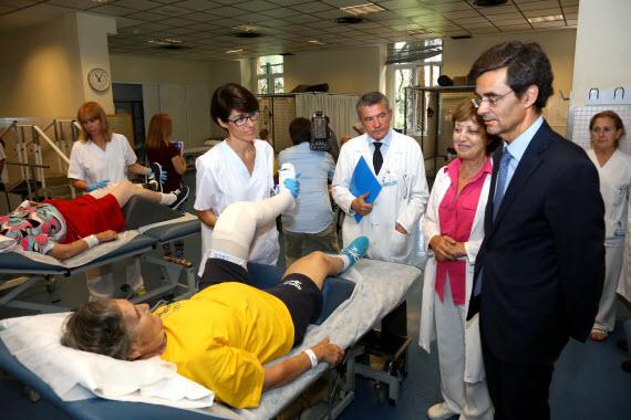 Nuevas consultas con tecnología avanzada en el Hospital Central de la Cruz Roja