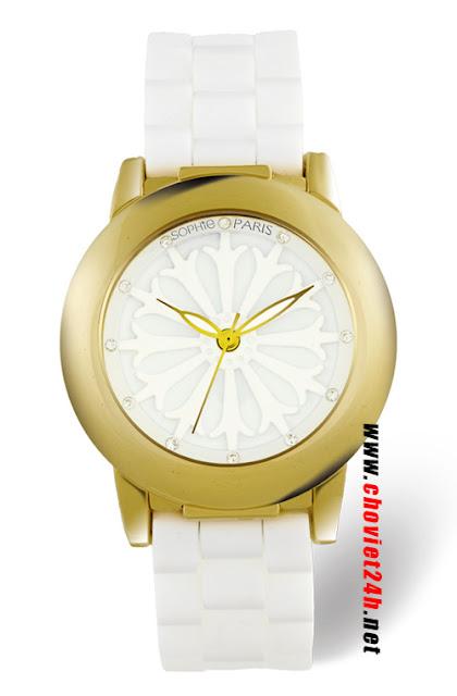 Đồng hồ nữ Sophie Paris Carmela - WPU339